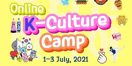 2021 Online K-Culture Camp tickets