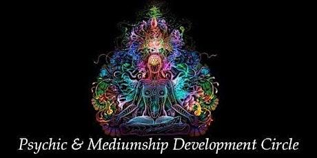 Sunday Intermediate (closed) Psychic/Mediumship Development Circle tickets