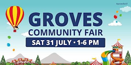 Community Fair Primary Tour tickets