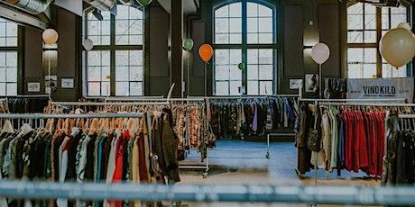 Summer Vintage Kilo Pop Up Store • Dresden • Vinokilo billets