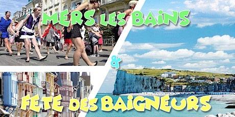 Mers les Bains & Le Tréport - Plage & Fête des Baigneurs - LONG DAY TRIP billets