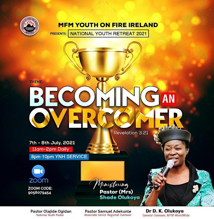 MFM Ireland National Youth Retreat 2021 image