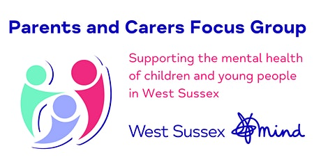 Parents & Carers Focus Group - Supporting Children's Mental Health tickets