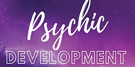 Psychic Development Circle with Jason Kashoumeri tickets
