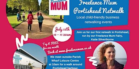Freelance Mum Netwalk at Portishead tickets