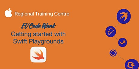 EU Code Week - Getting started with Swift Playgrounds tickets
