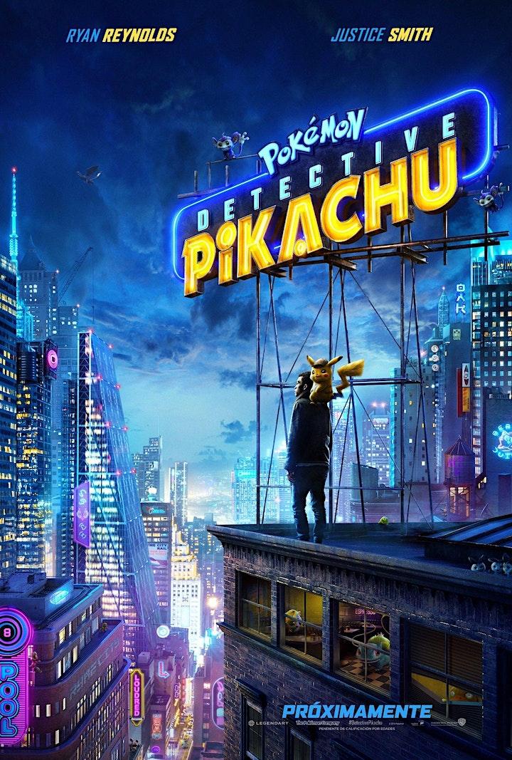 Imagen de Pokémon: Detective Pikachu.