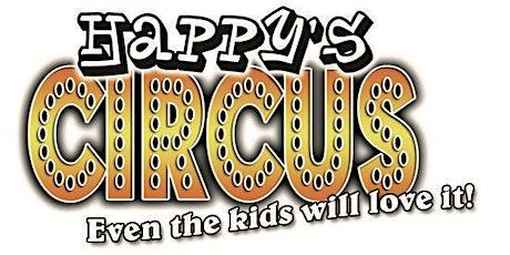 Happy's Circus @ Trinity Road Primary School tickets