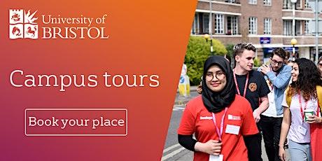 Postgraduate Campus Tours tickets