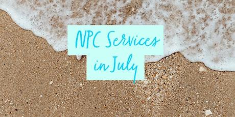Newcastle Presbyterian Church Sunday Service 18th July tickets