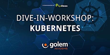 Kubernetes Dive-In-Workshop: Module 1-4 Tickets