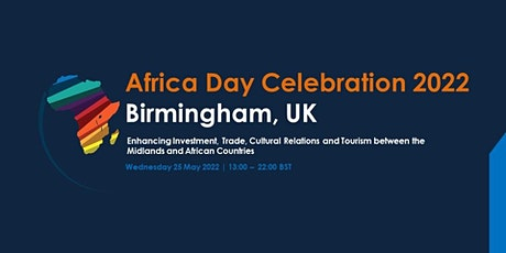 Africa Day Celebration 2022 Cocktail Reception and Gala Dinner tickets