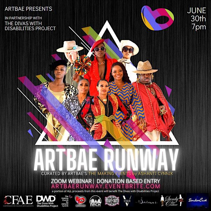 Artbae Runway: A Virtual Fashion Experience! image