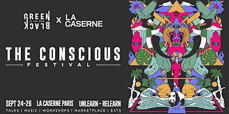 [PARIS] The Conscious Festival 2021 billets