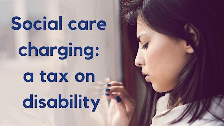 Inclusion Barnet Disability Rights Forum  - #ScrapCareCharging image