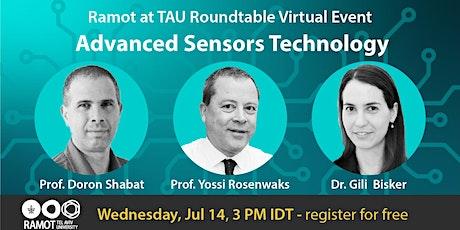 Roundtable Virtual Event- Advanced Sensors Technology billets