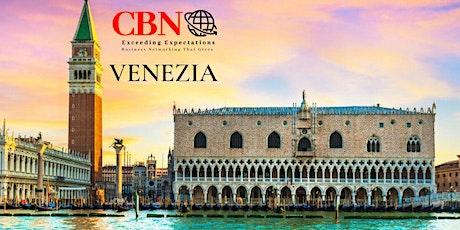 CBN VENEZIA tickets
