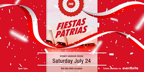 FIESTAS PATRIAS PERU 200TH tickets
