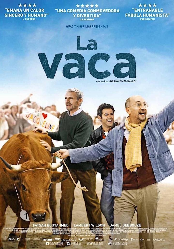 Imagen de La vaca.