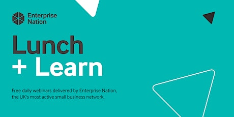 Lunch and Learn: How to stand with big brands with a big mission tickets