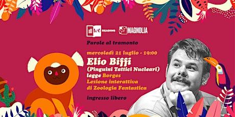 We Reading & Magnolia presentano ·Parole al tramonto con Elio Biffi biglietti