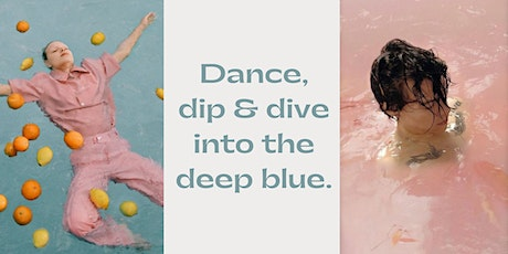 Free Online Dance Sessions: Dance, Dip & Dive by Creative Dance London tickets