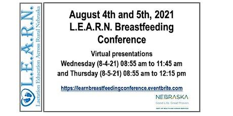 L.E.A.R.N. Breastfeeding Conference tickets