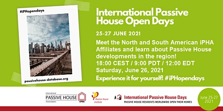 #iPHOpenDays Meet the Affiliates: North and South America tickets