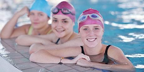 SHARKS Swim Clinic August 2021 tickets