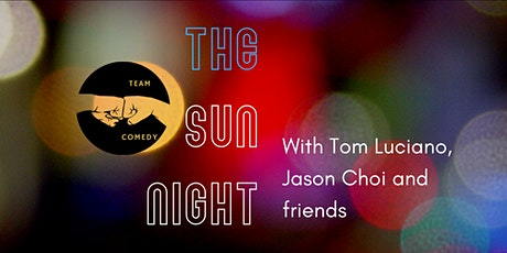 Sunday Night Stand-Up (A BYOB Comedy Show) tickets