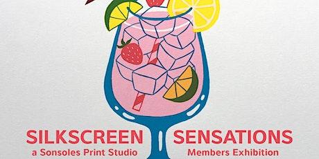 Private View: Silkscreen Sensations tickets