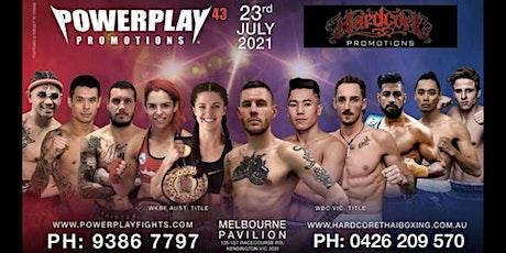 Muay Thai & K1 Fight Night tickets
