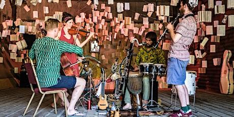 Creative music making with iyatraQuartet tickets