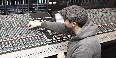 Workshop : Wie funktioniert ein professionelles Tonstudio mit Wolfgang G. Tickets