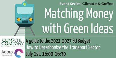 Matching Money with Green Ideas: Transport tickets