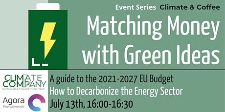 Matching Money with Green Ideas: Energy tickets