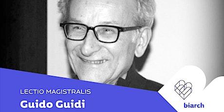 Guido Guidi biglietti
