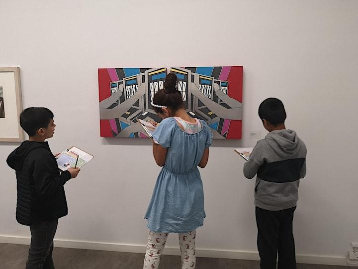 Children's Voices: Park & Gallery Art Club image