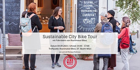 Sustainable City Tour in Wien   Bike Edition tickets