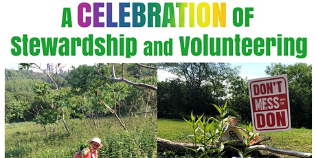 A Celebration of Stewardship and Volunteering tickets