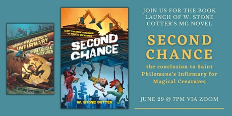 Second Chance by W. Stone Cotter Book Launch Party tickets