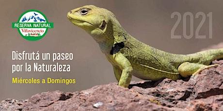 JUNIO 2021 Ticket de Ingreso Reserva Natural Villavicencio entradas