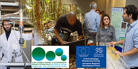 Horizon Europe funding low carbon energy and environment research in Wales tickets