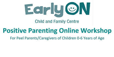 Positive Parenting Online Workshop tickets