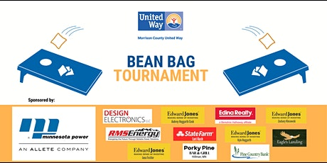 Morrison County United Way Bean Bag Tournament tickets
