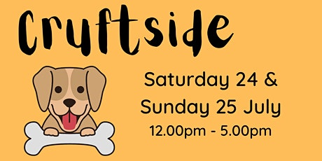 CRUFTSIDE (Stratford Parks Annual Dog Show) tickets