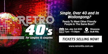Retro 40's Dance Night tickets
