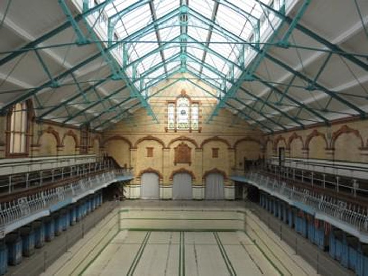 DISCOVER VICTORIA BATHS – Wednesday Guided Tour image