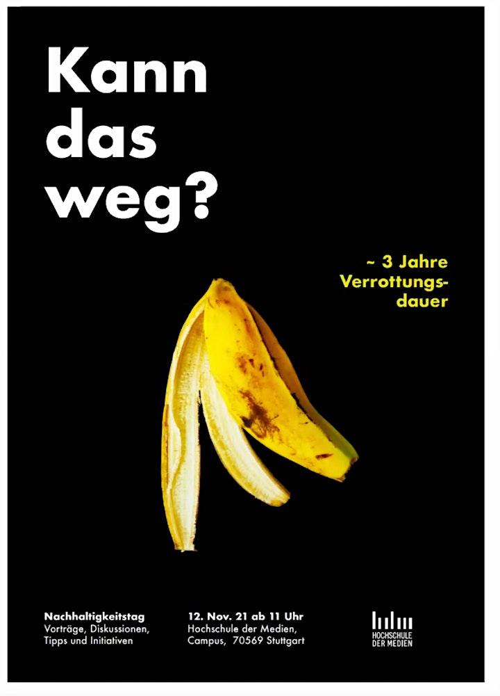 Nachhaltigkeitstag HdM Stuttgart: Bild