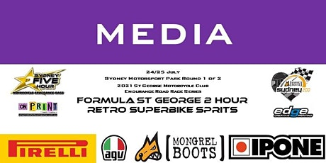 MEDIA St George Motorcycle Club Endurance Series Round 1 of 2 tickets